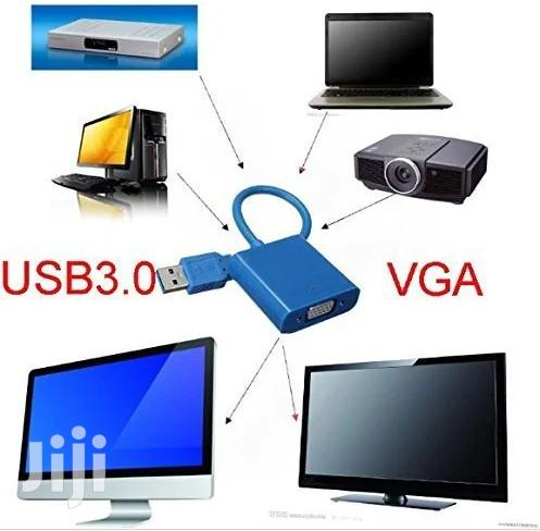 Archive: Usb VGA Adapter