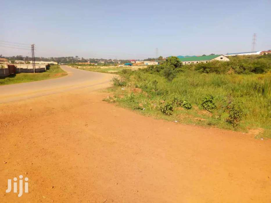 4 Acres Land In Namanve Industrial Park For Sale