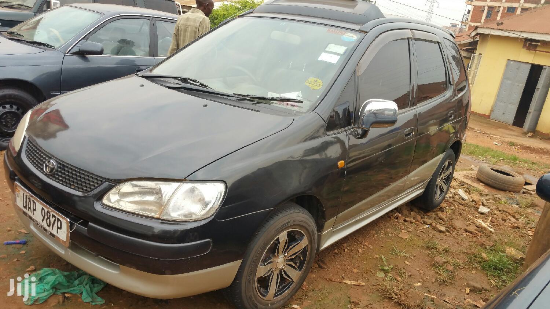 Archive: Toyota Spacio 1999 Black