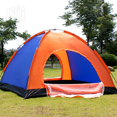 8 People Automatic Camping Tents