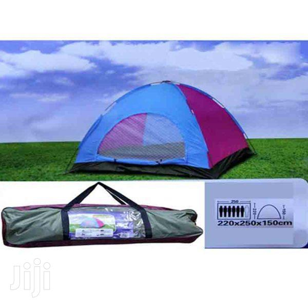 6 People Automatic Camping Tents
