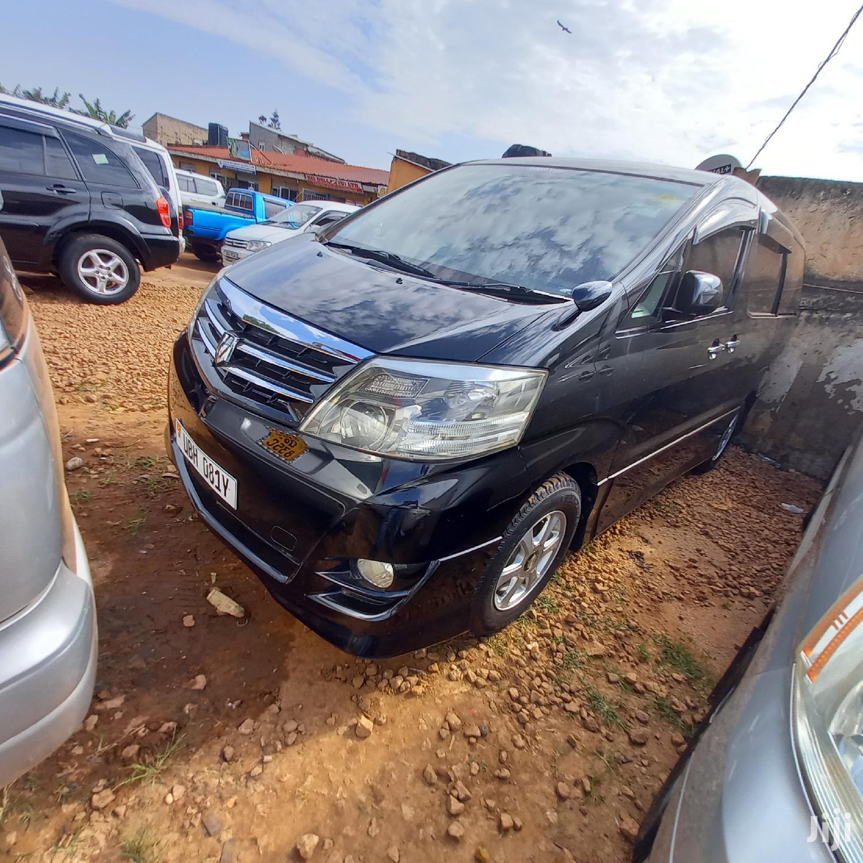 Toyota Alphard 2006 Black | Cars for sale in Kampala, Central Region, Uganda