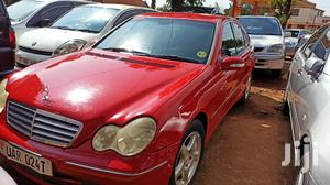 Mercedes-Benz E240 2002 Red   Cars for sale in Central Region, Kampala