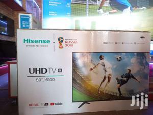 Hisense 50inches Smart UHD 4K