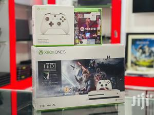 Xbox One S With 2 Wireless Controllers And FIFA 21 Game | Video Game Consoles for sale in Central Region, Kampala