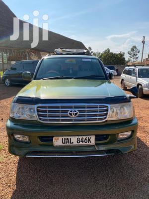 Toyota Land Cruiser 2002 HDJ 100 Green | Cars for sale in Central Region, Kampala