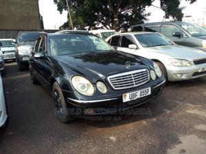 Mercedes-Benz E240 2004 Black | Cars for sale in Central Region, Kampala