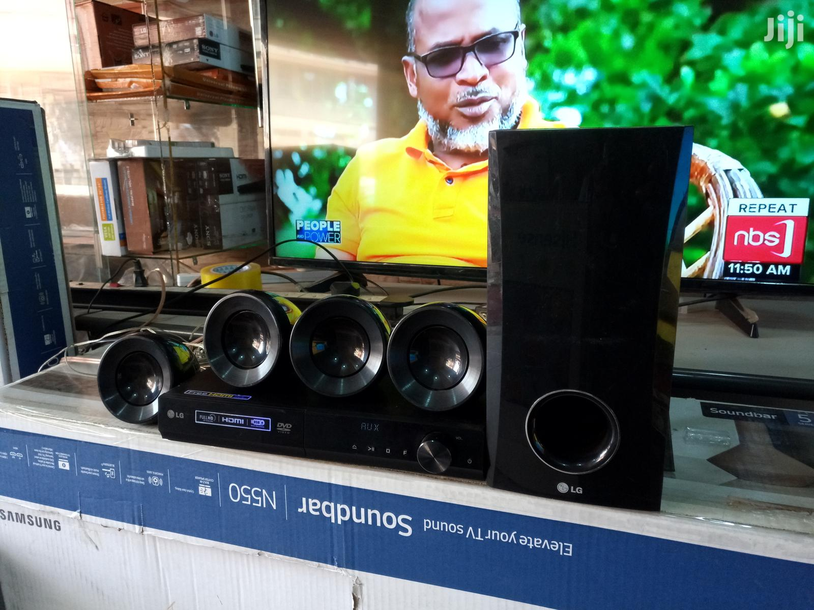 Archive: LG Home Theatre Sound System