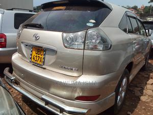 Toyota Harrier 2005 Gold   Cars for sale in Central Region, Kampala