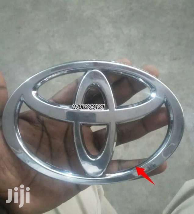 Toyota Vigo Emblem /Logo