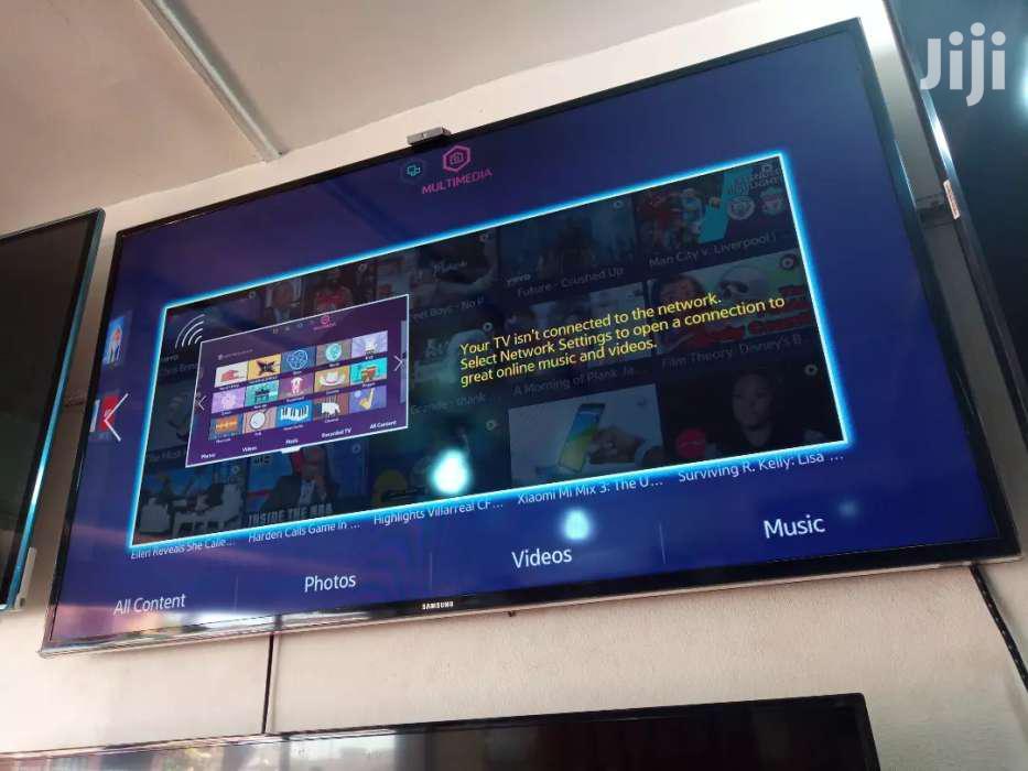 Brand New Samsung Smart 3D 4k Tv 60 Inches | TV & DVD Equipment for sale in Kampala, Central Region, Uganda