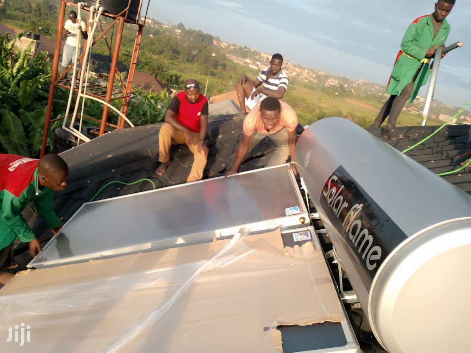 Solar Water Heater | Solar Energy for sale in Kampala, Central Region, Uganda