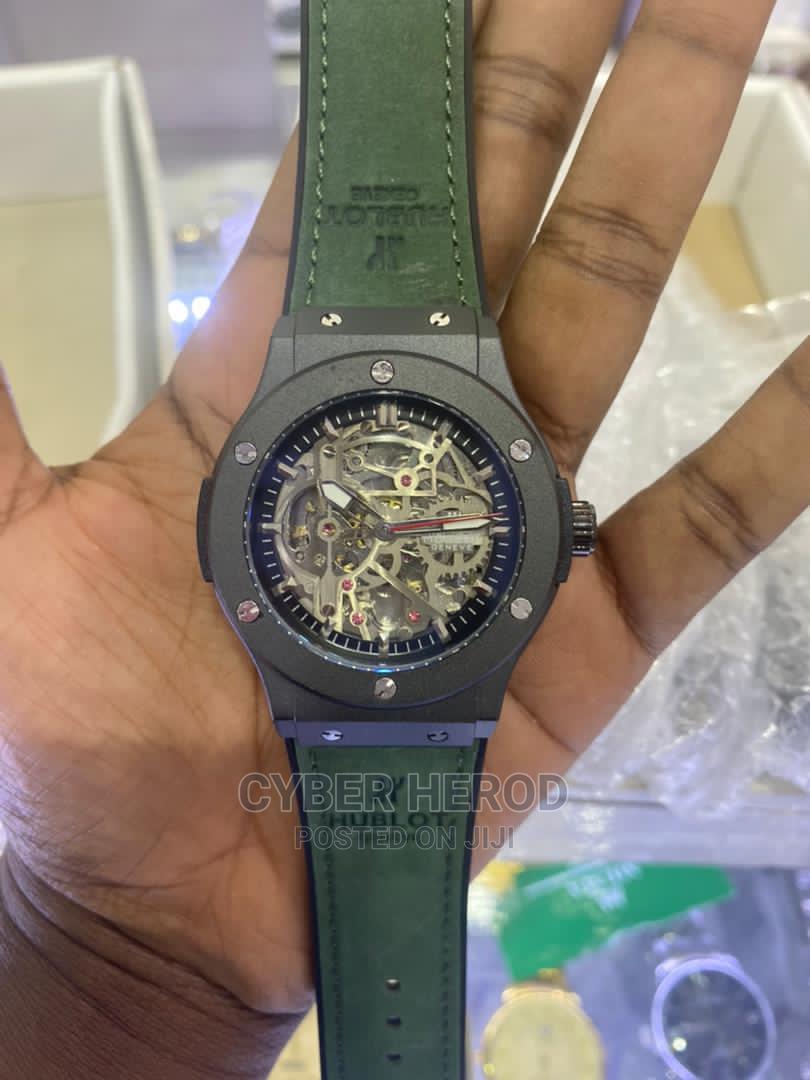 Hublot Genuine Wrist Watch