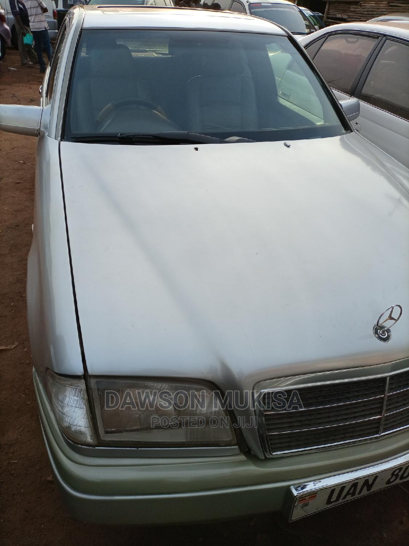 Mercedes-Benz C200 1993 Silver | Cars for sale in Kampala, Central Region, Uganda