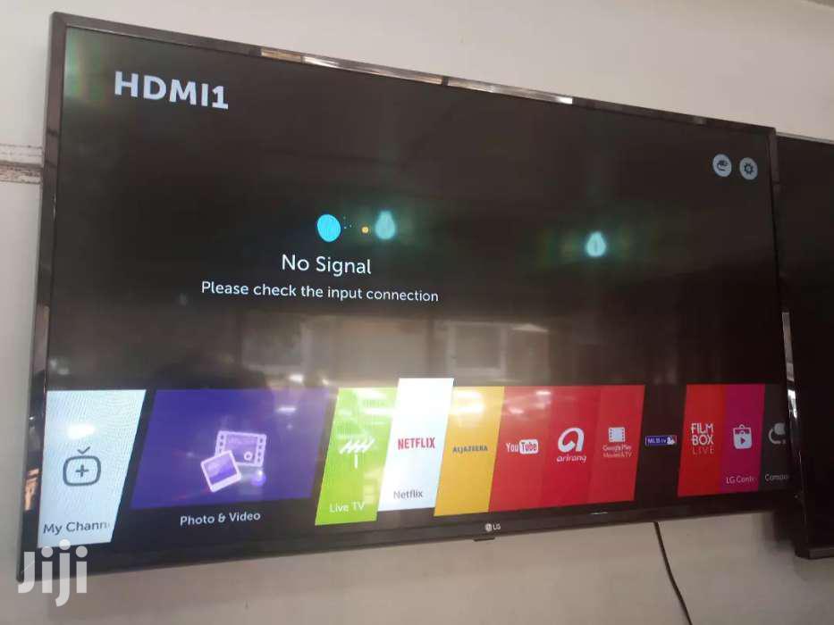 Brand New LG Smart 4k UHD Tv 55 Inches