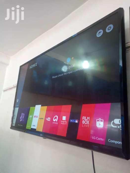Brand New LG Smart 4k UHD Tv 55 Inches | TV & DVD Equipment for sale in Kampala, Central Region, Uganda