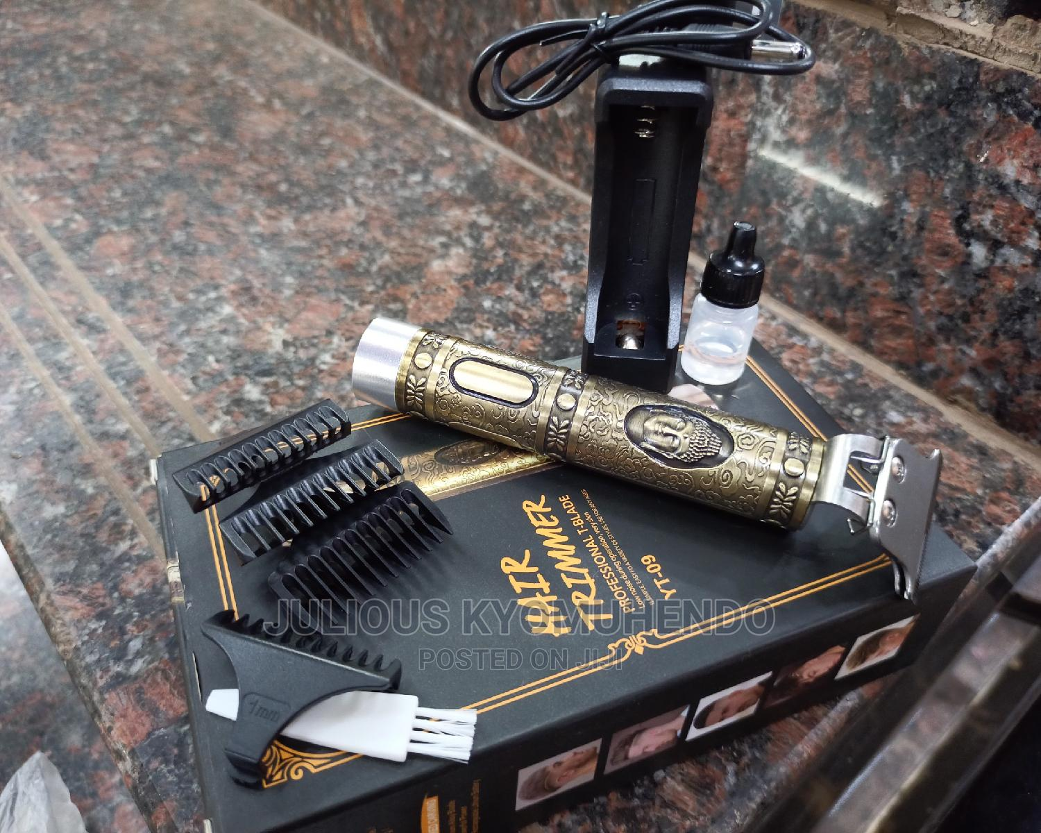 Proffesional Hair Trimmer YT-09 | Tools & Accessories for sale in Kampala, Central Region, Uganda