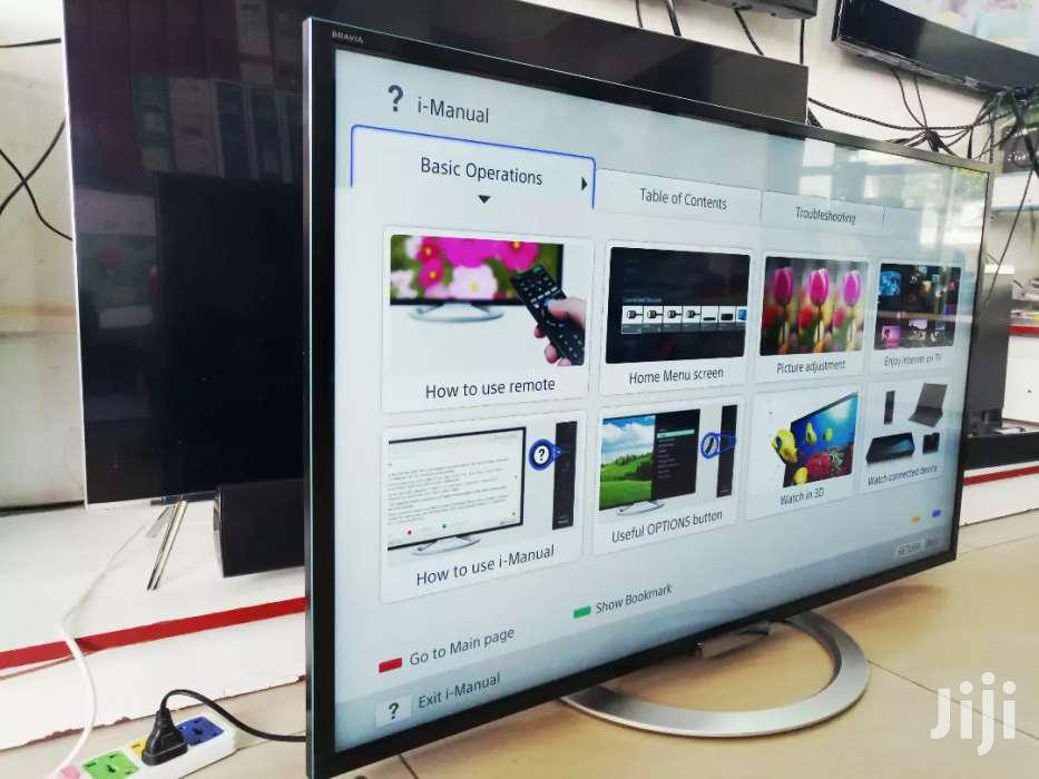 Brand New Boxed Sony 50 Inches Smart 4k UHD 3D Tv