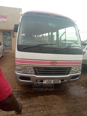 Toyota Coaster 1998 White | Buses & Microbuses for sale in Central Region, Kampala