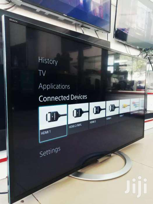 Brand New Boxed Sony 50 Inches Smart 4k UHD 3D Tv | TV & DVD Equipment for sale in Kampala, Central Region, Uganda