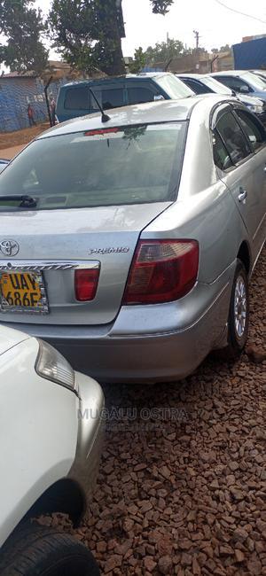 Toyota Premio 2003 1.8X Silver   Cars for sale in Central Region, Kampala