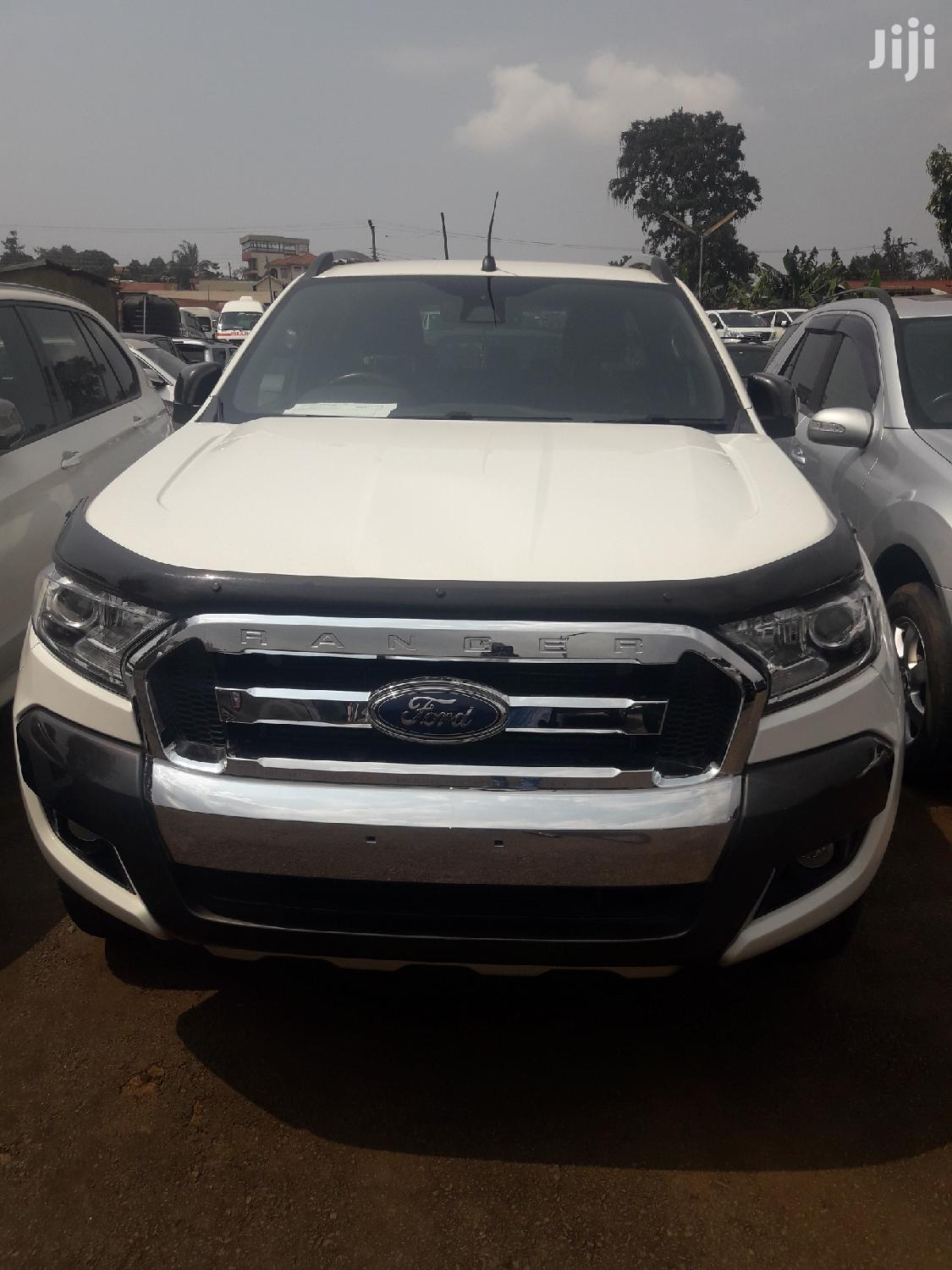 Ford Ranger 2016 White | Cars for sale in Kampala, Central Region, Uganda