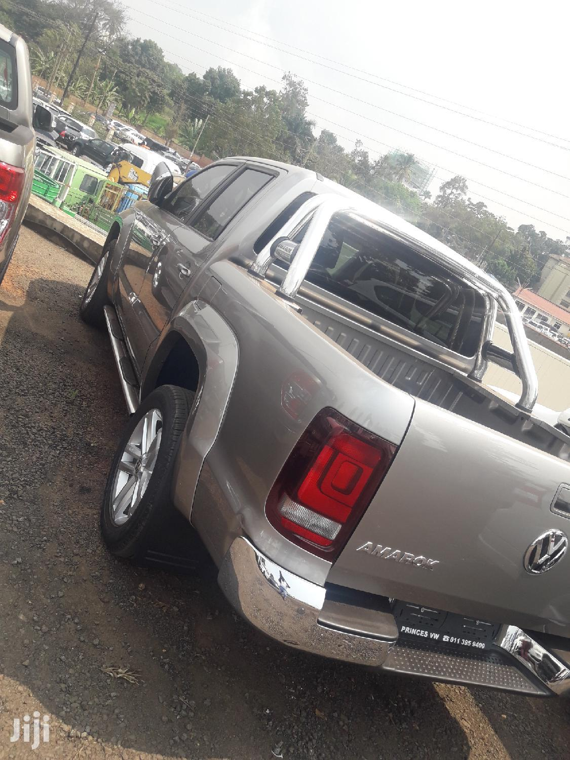 Volkswagen Amarok 2018 Gray | Cars for sale in Kampala, Central Region, Uganda