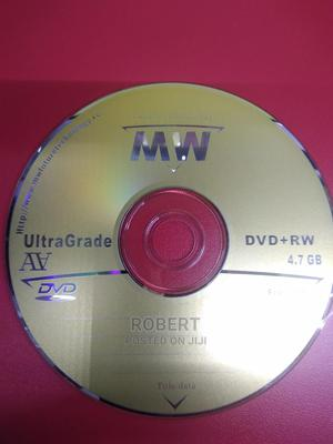 Rewritable DVD+RW Disc 4.7gb | CDs & DVDs for sale in Central Region, Kampala