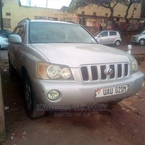 Toyota Kluger 2003 Silver | Cars for sale in Central Region, Kampala