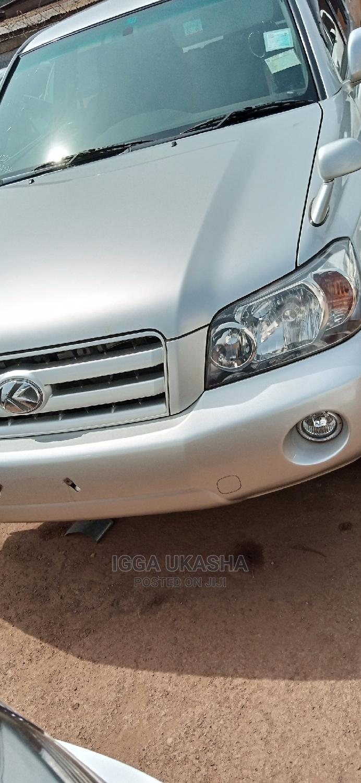 Toyota Kluger 2008 Silver   Cars for sale in Kampala, Central Region, Uganda