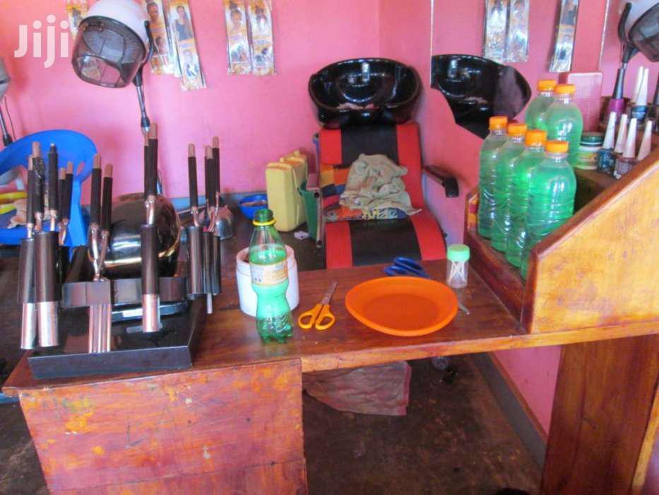 Unisex Salon In Kirinya Bweyogerere For Sale | Commercial Property For Sale for sale in Kampala, Central Region, Uganda