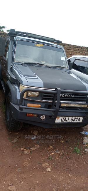 Toyota Land Cruiser Prado 1998 Gray | Cars for sale in Central Region, Kampala