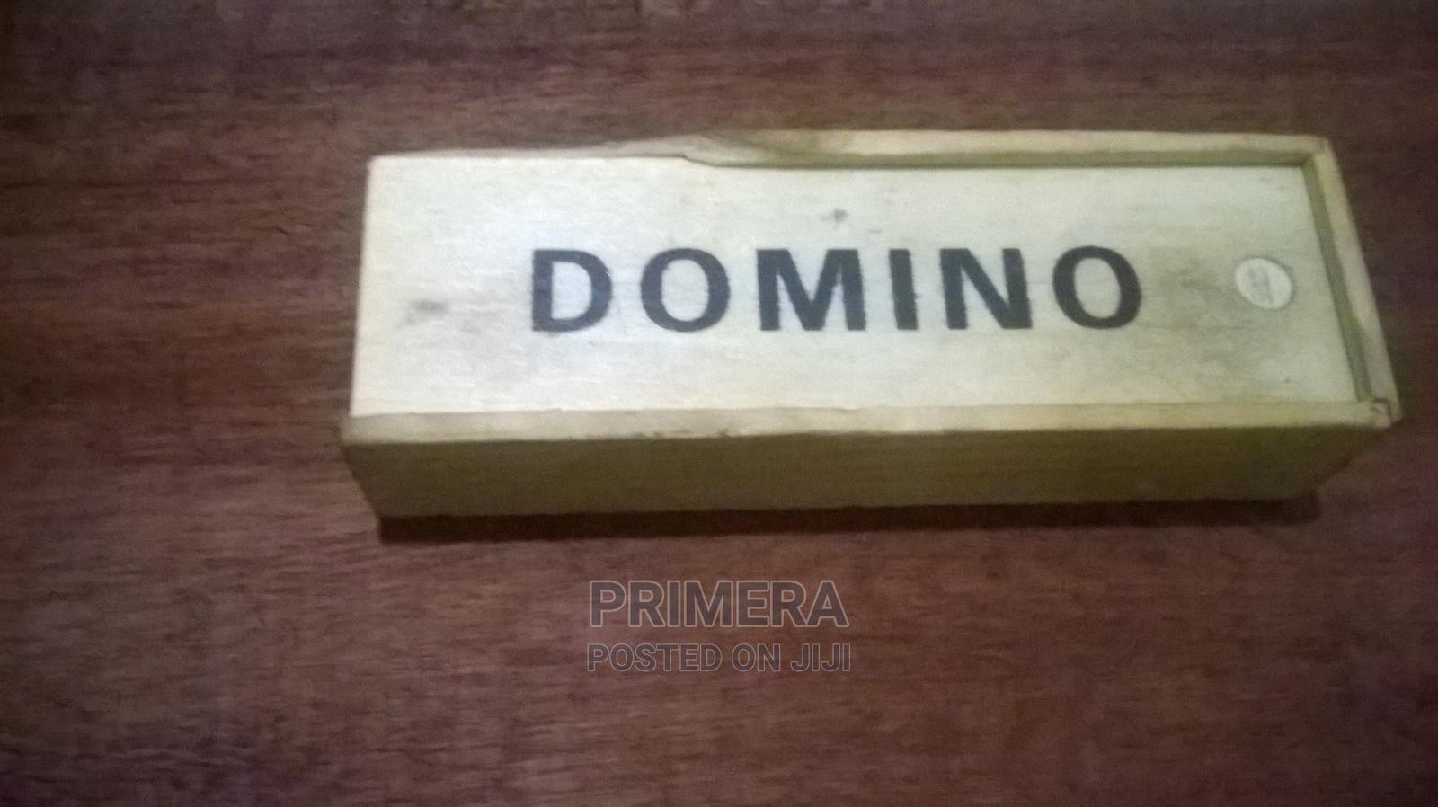 Domino Set in Ebony | Books & Games for sale in Kampala, Central Region, Uganda