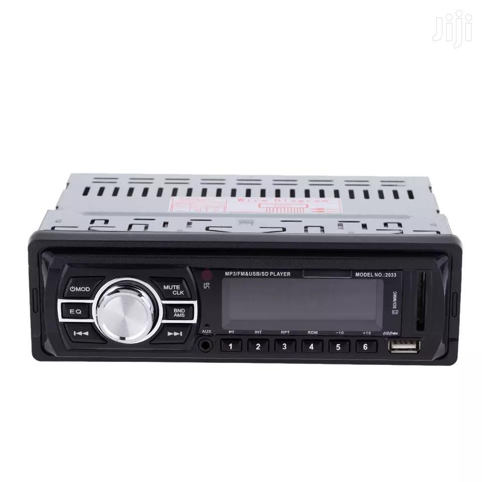 New Mp3 Car Radio