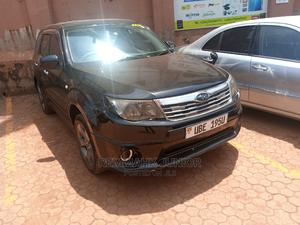 Subaru Forester 2008 Black   Cars for sale in Central Region, Kampala