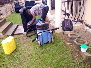 Sofa And Carpet Cleaning Plus Deep Cleaning Of Offices | Cleaning Services for sale in Central Region, Kampala