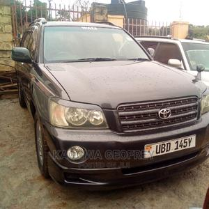 Toyota Kluger 2002 Black | Cars for sale in Central Region, Kampala