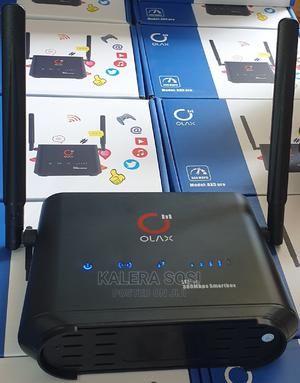 Unlocked 4g Lte Olax Rechargable Router   Networking Products for sale in Central Region, Kampala