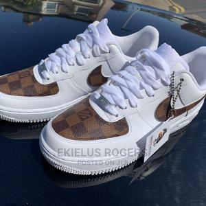 Nike Airforce Louis Vuitton | Shoes for sale in Central Region, Kampala