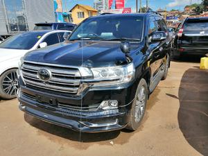 Toyota Land Cruiser 2018 Black | Cars for sale in Central Region, Kampala
