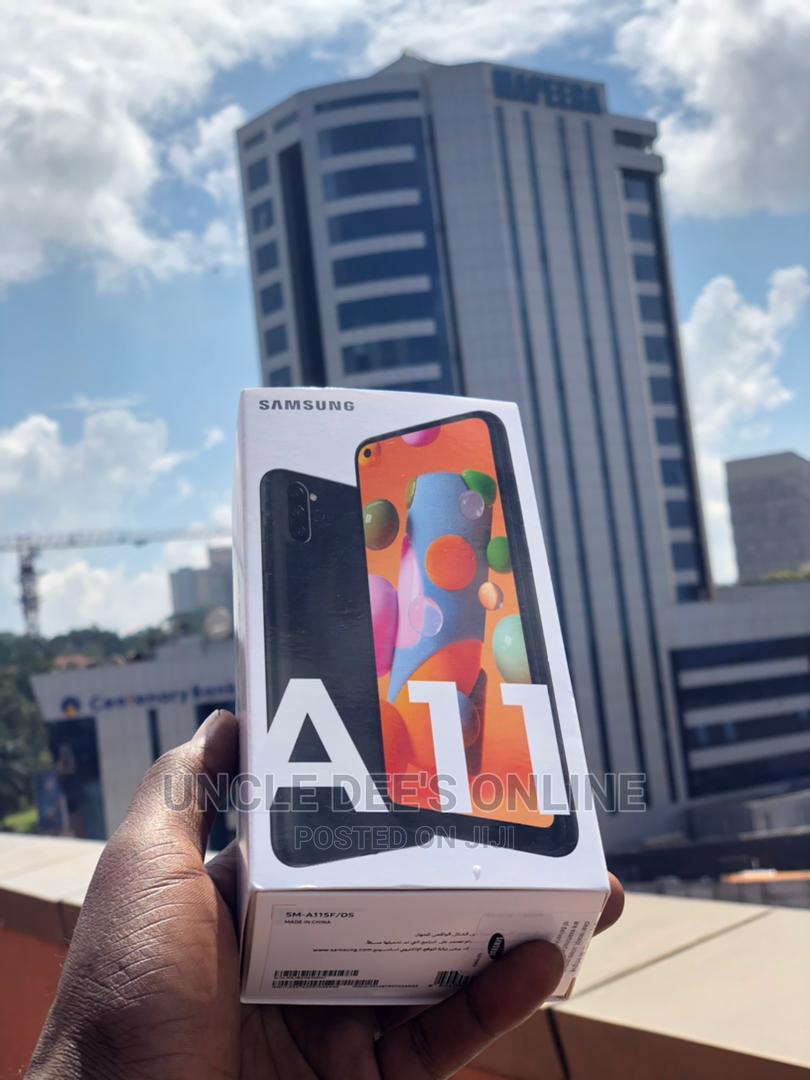 New Samsung Galaxy A11 32 GB Blue