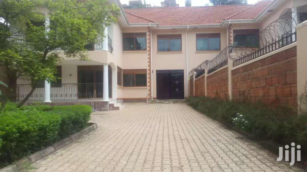 5 Bedrooms House For Rent In Kololo