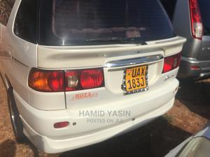Toyota Ipsum 1999 White | Cars for sale in Central Region, Kampala