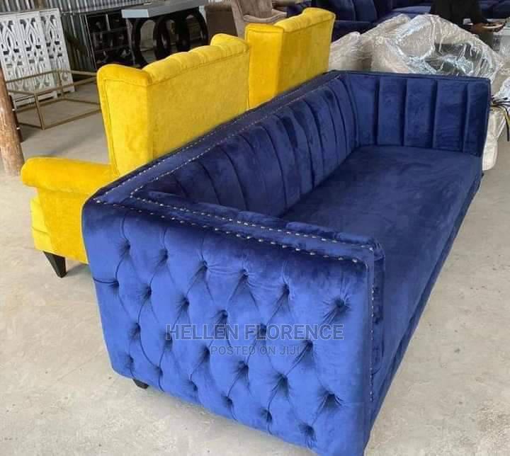 Archive: Hellen Florence Interior Design Sofas Blue