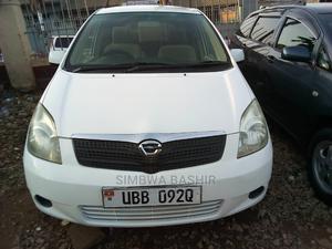 Toyota Corolla Spacio 2003 White   Cars for sale in Central Region, Kampala