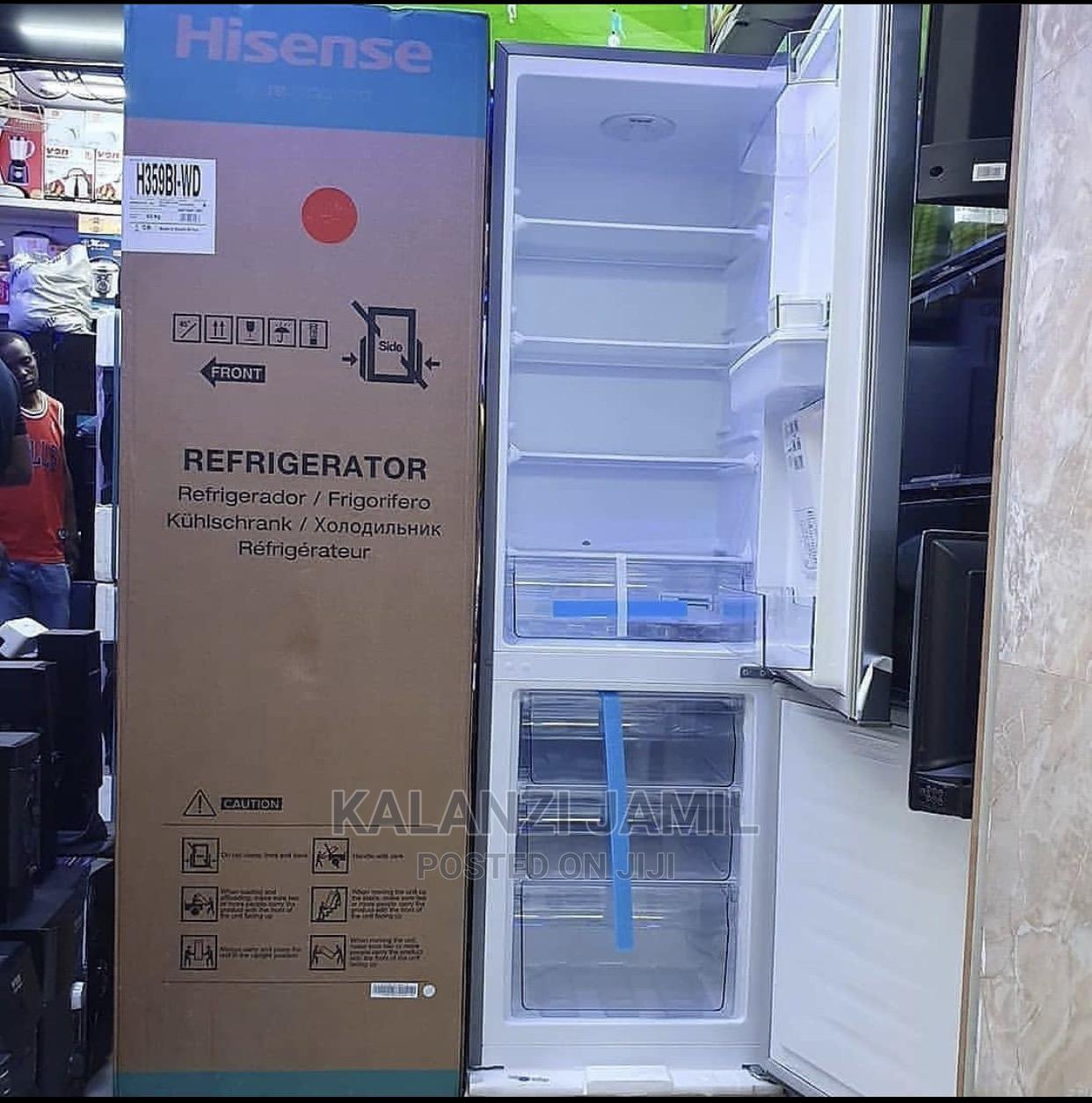 341 Litres Hisense Refrigerators Available