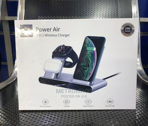 3 in 1 Power Air Wireless Charger   Accessories for Mobile Phones & Tablets for sale in Central Region, Kampala