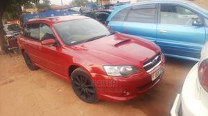 Subaru Legacy 2007 2.0 AWD Red   Cars for sale in Central Region, Kampala