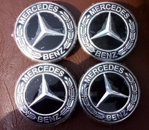 Benz Wheel Center Caps   Vehicle Parts & Accessories for sale in Central Region, Kampala