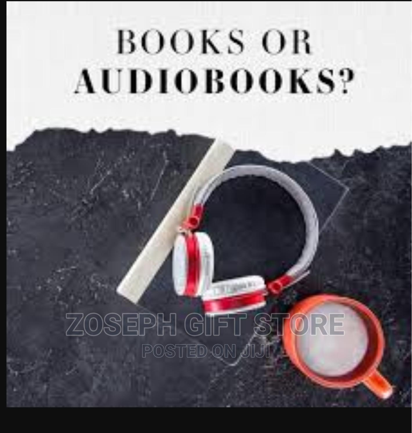 Archive: Ebook and Audiobooks